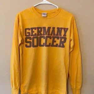 Germany Soccer T Shirt